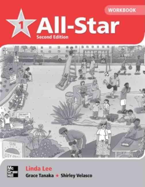 All-Star 1 By Lee, Linda/ Sherman, Kristin/ Tanaka, Grace/ Velasco, Shirley
